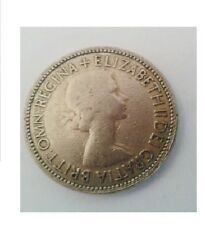 Elizabeth II Dei Greatia Britt OMN Regina 2 Shillings Choice Of Date 1958 - 1967