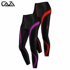 Women Compression Base Layer Leggings Cycling Gym Tight Yoga Running Pant