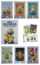 Topps Minions Trading Cards. Individual Regular Base Cards 109-156
