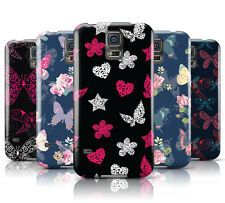 BUTTERFLY PATTERN COLLECTION HARD MOBILE PHONE CASE COVER FOR SAMSUNG GALAXY S5