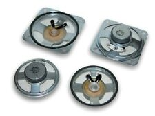 Weatherproof Mylar Cone Speakers Select Type from Menu 8 Ohm Impedence