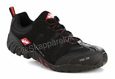 Lee Cooper S1/P Steel Toe & Midsole Safety Work Trainer Shoe Boot LC008