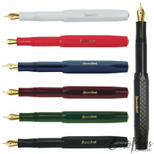 Kaweco CLASSIC Sport Pocket Fountain Pen - Choose Colour & Nib Options