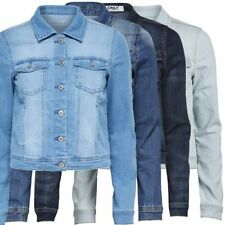 6724 Only Giacca WESTA JKT Donna Giacca in jeans tutti i colori Taglie