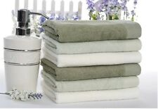 Carlty's  Special Lustre Bamboo Hand-Towel. 100% Bamboo Fibre. Size-72cmX33cm