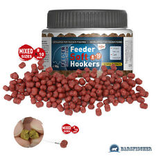 (38,89EUR/1KG) 90g CARP ZOOM  FEEDER SOFT HOOKERS MIX ∅8&10mm KARPFEN BOILIES