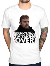 Official Fargo Tuo An Idiot Good News I'm Taking Over T-Shirt Serie Tv