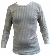 381485484629f7 Guardian® British Made Mens Classic Thermal Underwear Long Sleeve Vest  T-Shirt