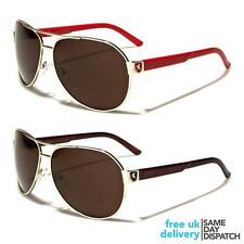 New Aviator Retro Vintage Mens Ladies Unisex Designer Sunglasses UV400 K70