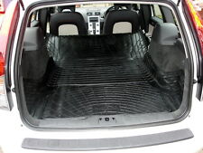 Volvo V50 Estate Rubber Boot Mat Liner Options and Bumper Protector