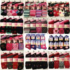 12 Pair Women/Ladies Thermal Winter Socks Hike Boot Extra Thick Socks Size UK4-7