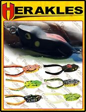 Artificiale spinning soft bait Colmic Herakles FLAT FROG 7gr 4,5cm topwater