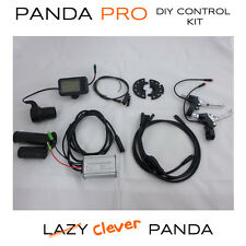 Panda Pro DIY: Electric Bicycle e Bike kit LCD display controller throttle, P...