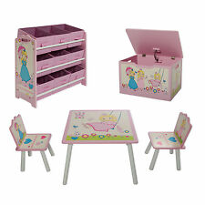 roba kinder sitzgruppe tisch kinderstuhl stuhl sitzbank truhe ebay. Black Bedroom Furniture Sets. Home Design Ideas