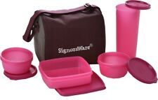 SIGNORAWARE BEST LUNCH BOX JUMBO WITH BAG (519) - FOR EXECUTIVE PEOPLE