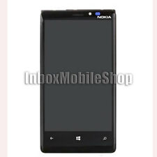 Black LCD Display Touch Screen Digitizer Assembly with Frame Nokia Lumia 920