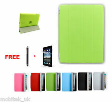 Ultra Thin Magnetic Leather 2 Piece Smart Case Cover Stand Apple iPad 2, 3 & 4