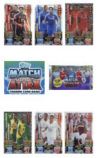 Match Attax 2015/16 Trading Cards. Individual Duo Cards 441-460