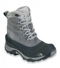 THE NORTH FACE DAMEN CHILLKAT II WINTERSTIEFEL GRAU SCHWARZ WASSERFEST