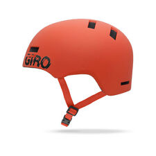 Giro Section BMX Dirt Fahrrad Helm rot matt 2015