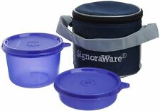 SIGNORAWARE  JUNIOR EXECUTIVE LUNCH BOX WITH BAG /SMALL/2 CONTAINER LUNCH BOX