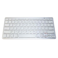 TASTIERA BLUETOOTH WIRELESS UNIVERSALE WIFI KEYBOARD PER TABLET IPAD ANDROID