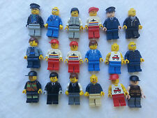LEGO CITY Minifigurine, figurine, personnage City choose model