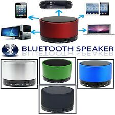 MINI PORTABLE WIRELESS  BLUETOOTH  SPEAKERS FOR SAMSUNG GALAXY A3 A5 A7