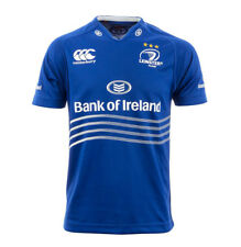 Canterbury Leinster Pro Men Home Rugby Jersey Size S-3XLA