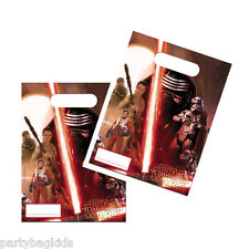 Star Wars The Force Awakens Party Bags Favour Loot Bags Disney Hero's Party