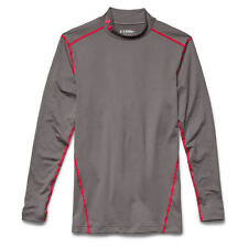Neu! Under Armour ColdGear Armour Mock Kompression Langarmshirts Herren