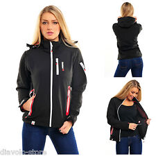 GEOGRAPHICAL NORWAY Tamara Giacca Softshell Outdoor invernale Donna Inverno