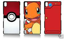 POKEMON POKEMONS POKEBALL SONY XPERIA Z1 Z2 Z3 Z4 MINI COMPACT CARCASA FUNDA