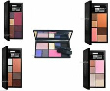 Sleek MakeUp - Eye & Cheek Palette Eyeshadow and blusher 2 Essential Brushes