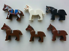 LEGO Minifig ANIMAL cheval horse choose model (4493)