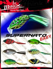 Artificiale spinning Molix Supernato Baby 4,5 cm 10,5 g From floating to sinking