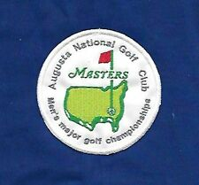 Patch toppa embroidery ricamate  MAJORS - MASTERS AUGUSTA NATIONAL GOLF CLUB