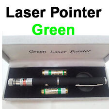 GREEN Laser Pointer Pen Light Stylish Disco Party Green light
