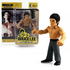 Official Licensed Bruce Lee Fanatiks Series Flex Action Figure - Collectable NEW