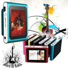 "1.8""LCD 6th MP3 MP4 Player Music FM Vedio Radio Player Video Photo Viewer FT"
