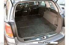 Vauxhall Astra Estate MK V Rubber Boot Mat Liner Options and Bumper Protector