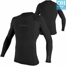 O'Neill Mens Thermo-X Rash Vest Crew Thermal Long Sleeve Surf Guard Kayak