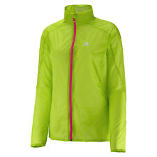 Neu! Salomon Fast Wing Jacket  Laufjacken Windjacken Damen