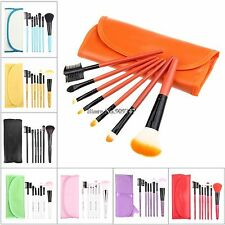 9 Colours Pro Makeup brush set make up brushes Cosmetic Brushes Free Shipping