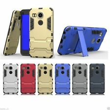 ★Taslar Armor Stand★Hard Stand Back Cover Case For LG Nexus 5X 2015★