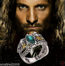 IL SIGNORE DEGLI ANELLI ARAGORN OF BARAHIR LOTR ANELLO THE LORD OF THE RING TOP