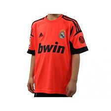 REAL H GK JSY Y FLUO - Maillot Real Madrid Football Garçon Adidas