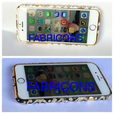 Custodia BUMBER iPHONE 6-6S Strass BRILLANTINI colorato iPhone 6 Plus 6S Plus