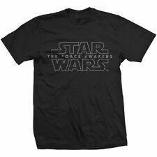Star Wars Ep VII The Force Awakens Official Printed T-shirt - TFA Logo