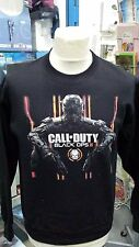 FELPA CALL OF DUTY BLACK OPS 3 III TUTTE LE TAGLIE DISPONIBILI